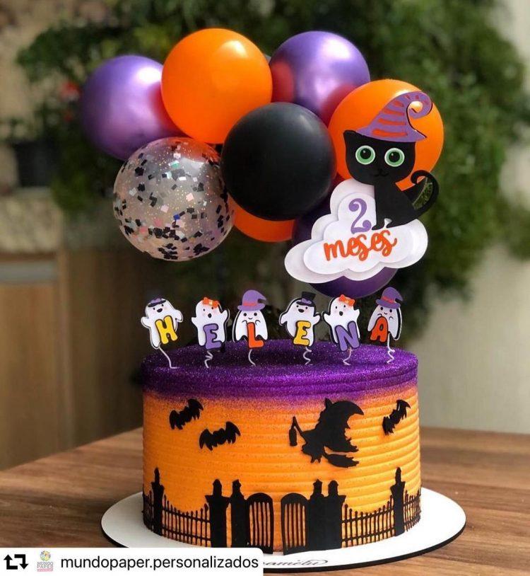 balloon-cake-halloween