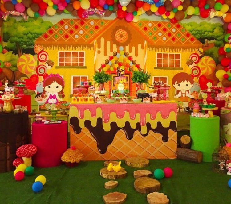 decoração de festa joao e maria para casais de irmãos