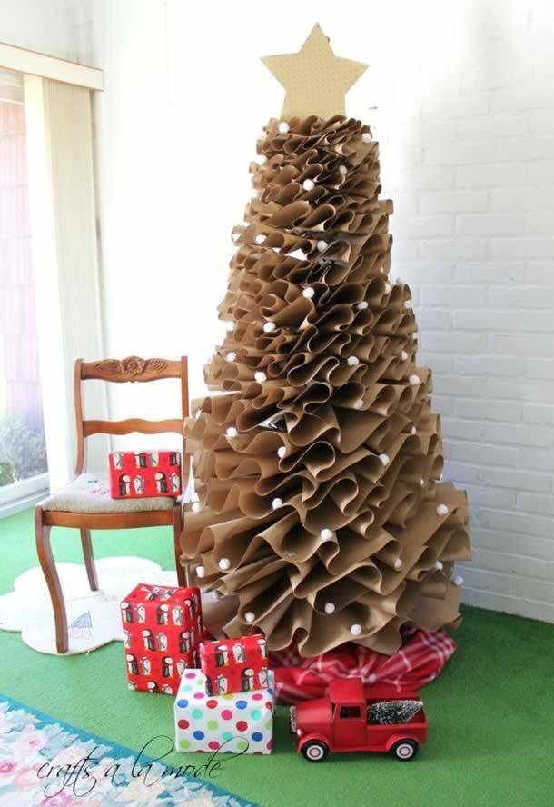 arvore-de-natal-decorada