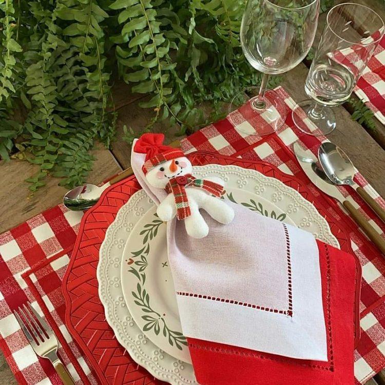 ideias para mesa decorada