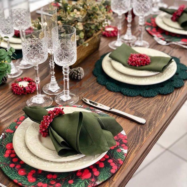 jogo de mesa de natal