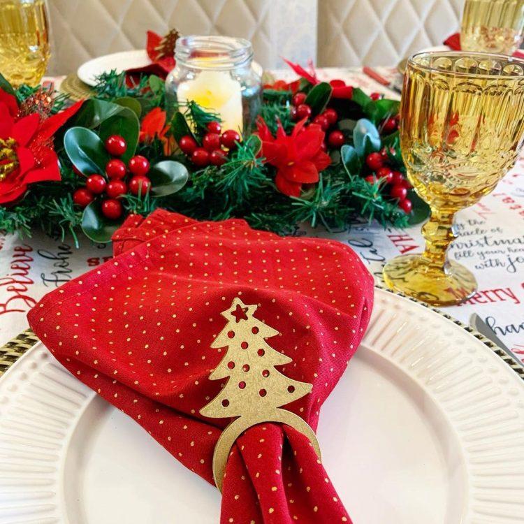 ideias para festa natalina