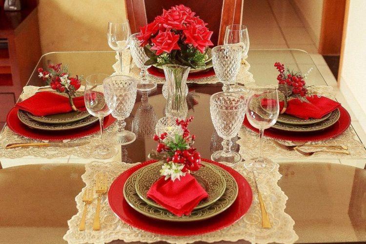 mesa natalina