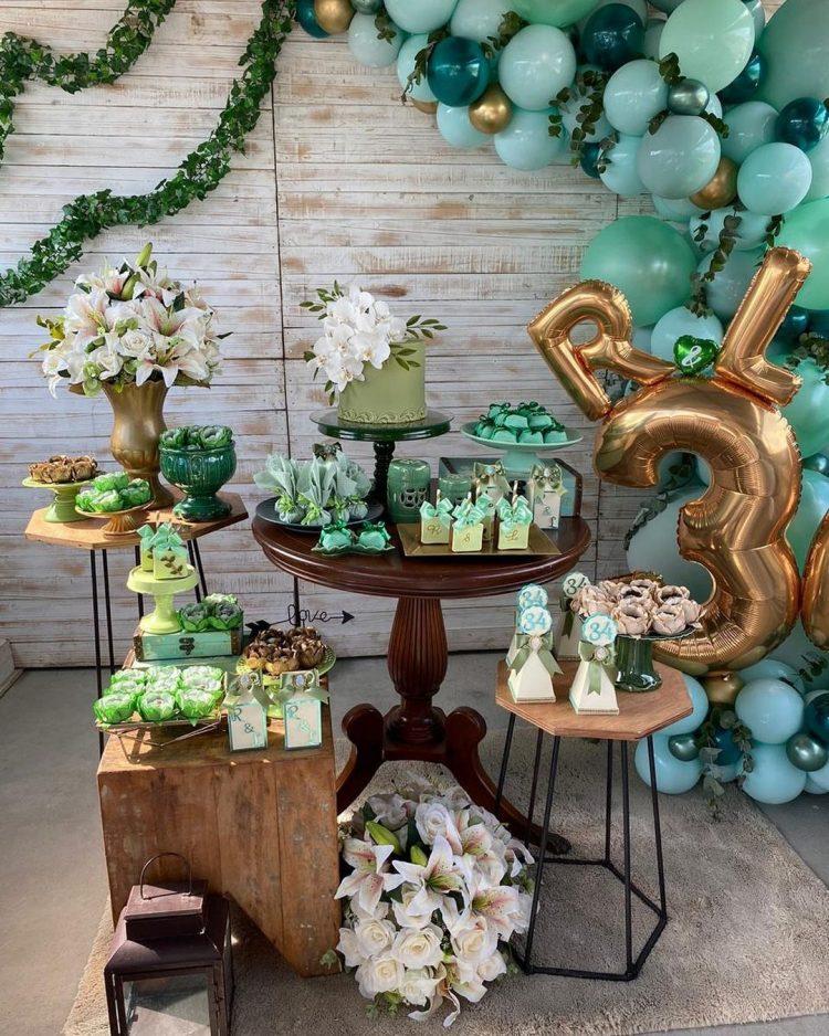 ideias para festa adulto 35 anos
