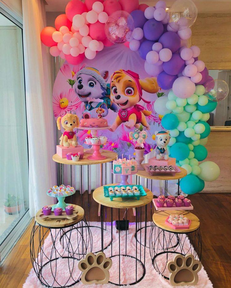 festa para menina
