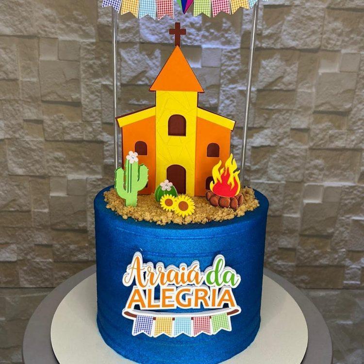 bolo-igreja-arraia-junino