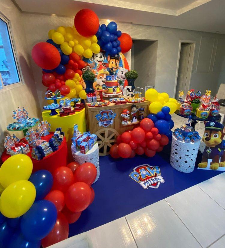 ideias com balões para decorar